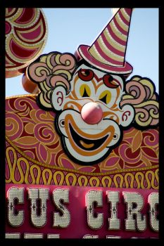 Circus, Circus Clown I by DirtHat