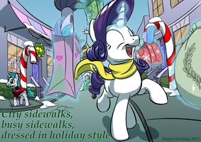 Holiday Style by NadnerbD