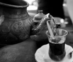 istanbul in a teapot. by madampuder