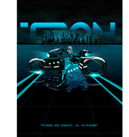 TRON by kudoze