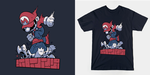 Stomp Tee on Sale! by DerekLaufman