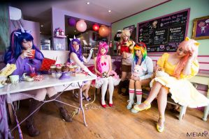 My Little Pony: Friendship is Magic! by LuceCosplay