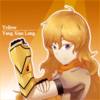 RWBY: Yellow - Yang by XxPRxX117