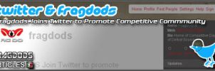 Article - FragDODS And Twitter by JukEboXAuDiO
