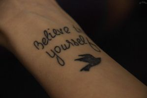 Belive in yourself by KovLi