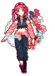 RPG Adoptable 1 Auction [CLOSED] by Awato
