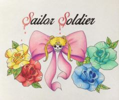 Sailor Skull by The-cute-cat