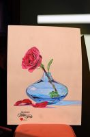Rose by keillly