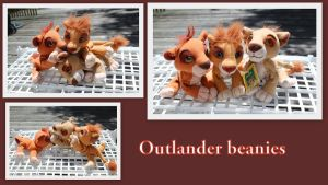 Outlanders beanies by Laurel-Lion