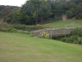 Golf Course Bridge by ConsultingSorcerer