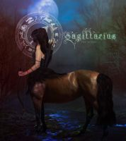 Sagittarius - The Archer by BloomingRoseXeniia