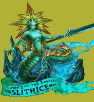 DotA - Slithice by kingchatu