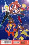 Ms. Marvel: Me and my Idols by DannimonDesigns