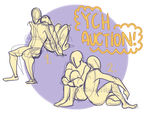 leftover YCH auction! [closed] by ResidentBrain