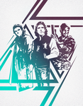 La distopia imposible (de Hideo Kojima) by ezekdesigns