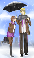 Snow Day by Ley-kun