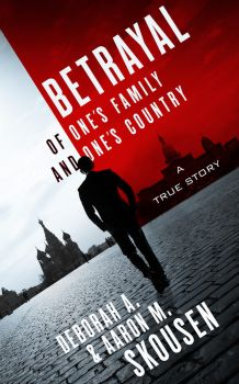 Book Cover Design for Betrayal of Ones Family by ebooklaunch