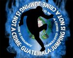 Jumpstyle Guatemala banner by tessycaspine