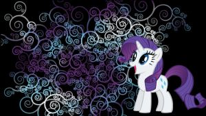 Rarity wallpaper by Coall