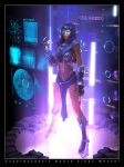 CyberAssassin by Fredy3D