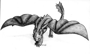 Graphite Toothless by Nerual-56