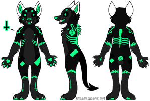 Hell Hound [Auction, Open] by Mulch-Adopts