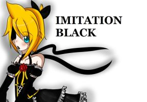 Len, Imitation Black by hinatacookie2008