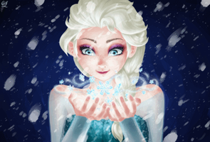 Frozen by Shiniya0w0MadJud