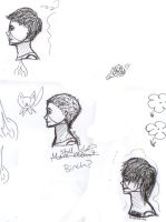 Just some heads... by Porsheee