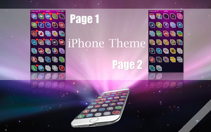 iPhone Theme - Working by evildarklxs