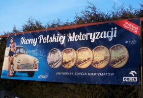 Icons of Polish Car Industry by Abrimaal