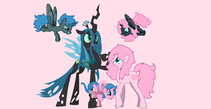 Fluffle Puff Family *Fan Art* by ChloeConnolly