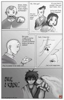 Aang's Earthbending Master by tenleftthumbs