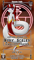 [#2 Prize Contest] Ruby Scales by vavacung