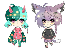 Starry Adopts [OPEN] by Sammy-Shota-Prince