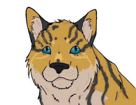 I can't draw felines... by lurking-chaos