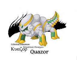 Quazor by lilfurman