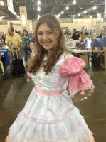 Kaylee, as tweeted by Wizard World! by askkayleefrye