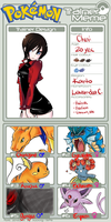 Pokemon Trainer Meme - Cheri by HaruchanFujioka