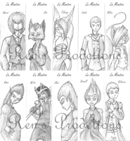 WIP - Watch Bookmarks by Rena-Circa