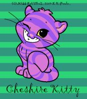 Cheshire kitty by LAUBoZ