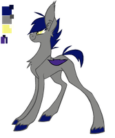Styx color ref and bio by Fluffomaru