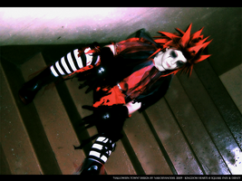 HT Axel - Mad Jester Part 3 by NailoSyanodel