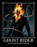 Ghost Rider by dakln
