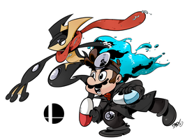 Smash Mains. by JustinDurden