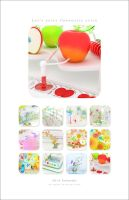 2011 Chromatic calendar by k3-studio