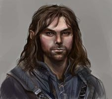 Kili sketch by Ne-sy