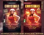 Christmas Party Flyer by ryan-mahendra