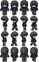 Anonymous Sprites - RPG Maker XP by Lagoon-Sadnes