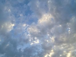 clouds by Toash